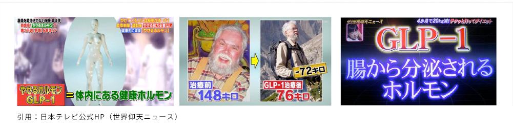 引用:日本テレビ公式HP(世界仰天ニュース)