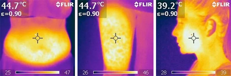 均一高速加熱で冷却不要