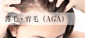 薄毛・育毛(AGA)